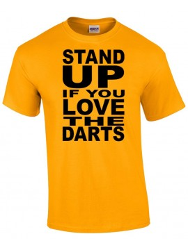 Stand Up If You Love The Darts